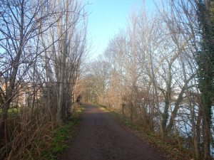 Sunday 18th January 2015: 9 miles from Putney to Richmond