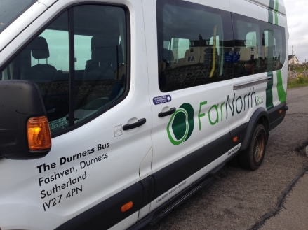 The Durness Bus